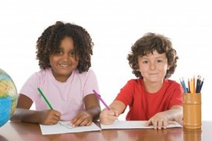 school age kids